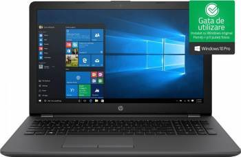 Laptop HP 250 G6 Intel Core Kaby Lake i5-7200U 128GB 4GB Win10 Pro FullHD Laptop laptopuri