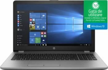 Laptop HP 250 G6 Intel Core Kaby Lake i5-7200U 500GB 4GB AMD Radeon 520 2GB Win10 FullHD Silver Laptop laptopuri