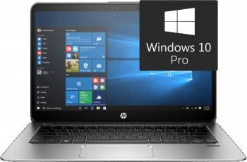 Laptop HP EliteBook 1030 G1 Intel Core M5-6Y57 256GB 8GB Win10 Pro FullHD Laptop laptopuri