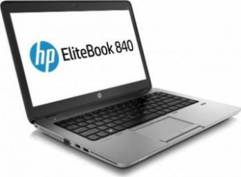 Laptop HP EliteBook 840 G1 i7-4600U 8GB 128GB SSD Win 10 Home Laptopuri Reconditionate,Renew