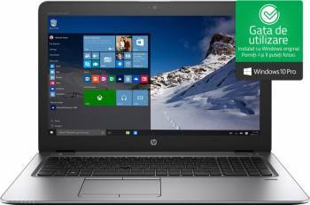 Laptop HP EliteBook 840 G4 Intel Core Kaby Lake i5-7200U 256GB 8GB Win10 Pro FullHD Fingerprint Laptop laptopuri
