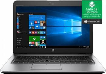 Laptop HP EliteBook 840 G4 Intel Core Kaby Lake i7-7500U 256GB 8GB Win10 Pro FullHD Fingerprint Laptop laptopuri