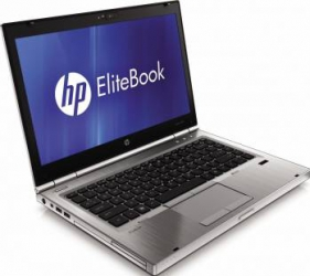 Laptop HP EliteBook 8460p i5-2520M 320GB 4GB DVD-RW Win10 Home