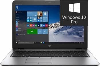 Laptop HP EliteBook 850 G3 Intel Core i5-6300U 500GB 8GB Win10 Pro HD Fingerprint Laptop laptopuri