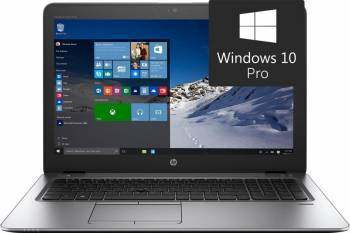 Laptop HP EliteBook 850 G3 Intel Core i7-6500U 256GB 8GB Win10 Pro FullHD Fingerprint Laptop laptopuri