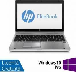 Laptop Refurbished HP EliteBook 8570p i5-3320M 4GB 320GB Win 10 Pro Laptopuri Reconditionate,Renew