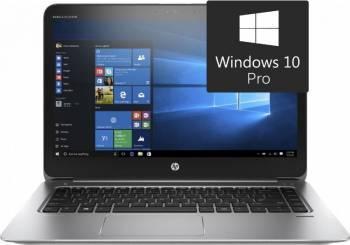 Laptop HP EliteBook Folio 1040 G3 Intel Core Skylake i7-6500U 512GB 8GB Win10 Pro QHD Fingerprint Reader LTE Laptop laptopuri