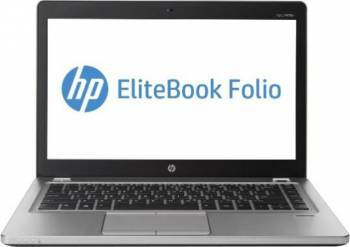 Laptop HP EliteBook Folio 9470M i5-3427U 8GB 180GB SSD Win 10 Home Laptopuri Reconditionate,Renew