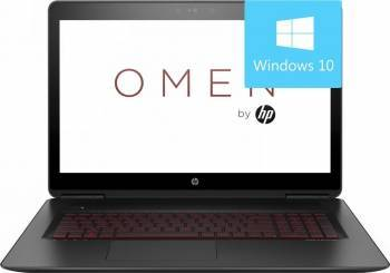 Laptop HP Omen Intel Core Skylake i7-6700HQ 256GB 8GB nVidia Geforce GTX965M 4GB UHD Win10 Laptop laptopuri
