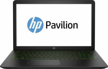 Laptop Gaming HP Pavilion Power Intel Core Kaby Lake i7-7700HQ 1TB HDD 8GB nVidia GeForce GTX 1050 4GB FullHD Laptop laptopuri