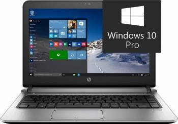 Laptop HP ProBook 430 G3 Intel Core Skylake i5-6200U 256GB 8GB Win10 Pro Fingerprint