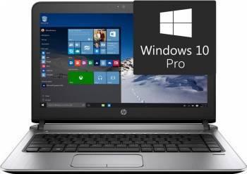 Laptop HP ProBook 430 G3 Intel Core Skylake i5-6200U 256GB 8GB Win10Pro Fingerprint Reader Laptop laptopuri