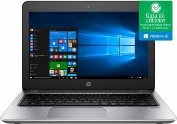 Laptop HP ProBook 430 G4 Intel Core Kaby Lake i3-7100U 128GB 8GB Win10 HD Fingerprint Laptop laptopuri
