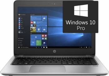 Laptop HP ProBook 430 G4 Intel Core Kaby Lake i5-7200U 256GB 4GB Win10 Pro FullHD Fingerprint Laptop laptopuri