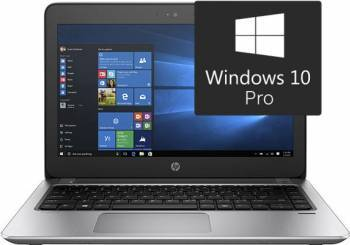 Laptop HP ProBook 430 G4 Intel Core Kaby Lake i5-7200U 500GB HDD 4GB Win10 Pro FingerPrint HD Laptop laptopuri