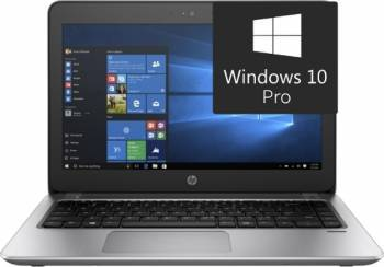 Laptop HP ProBook 430 G4 Intel Core Kaby Lake i7-7500U 256GB 16GB Win10 Pro FullHD Fingerprint Laptop laptopuri