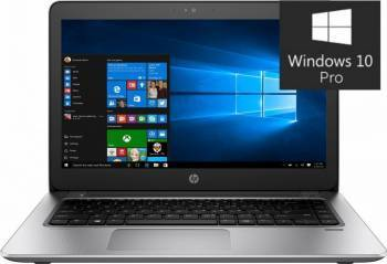 Laptop HP ProBook 440 G4 Intel Core Kaby Lake i5-7200U 256GB SSD 8GB Win10 Pro FullHD FPR Laptop laptopuri