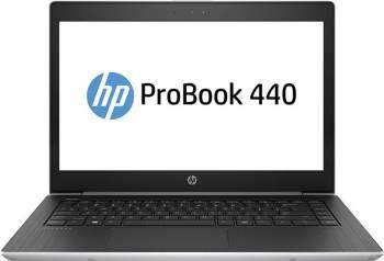 Laptop HP ProBook 440 G5 Intel Core Kaby Lake i3-7100U 500GB 4GB HD FPR Argintiu Laptop laptopuri