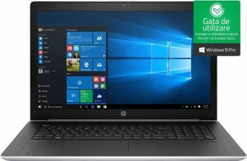 Laptop HP ProBook 440 G5 Intel Core Kaby Lake R (8th Gen) i5-8250U 256GB 8GB Win10 Pro FullHD FPR Laptop laptopuri