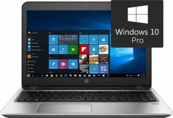 Laptop HP ProBook 450 G4 Intel Core Kaby Lake i5-7200U 500GB-7200rpm 4GB Win10 Pro HD Fingerprint