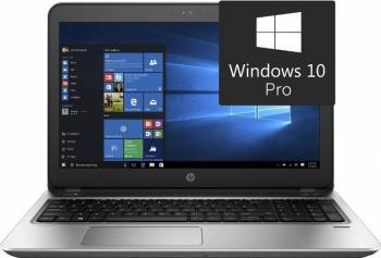 Laptop HP ProBook 450 G4 Intel Core Kaby Lake i7-7500U 256GB 8GB nVidia GeForce 930MX 2GB Win10 Pro FullHD Fingerprint Laptop laptopuri