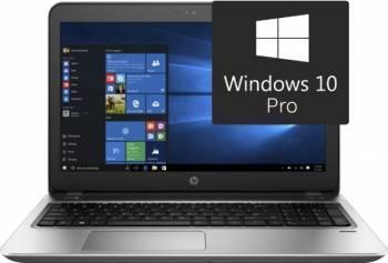 Laptop HP ProBook 450 G4 Intel Core KabyLake i5-7200U 1TB HDD+128GB SSD 8GB nVidia Geforce 930MX 2GB Win10 Pro FullHD FP Laptop laptopuri