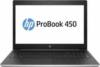 Laptop HP ProBook 450 G5 Intel Core Kaby Lake R(8th Gen) i5-8250U 1TB 8GB nVidia GeForce 930MX 2GB FullHD Silver FPR Laptop laptopuri