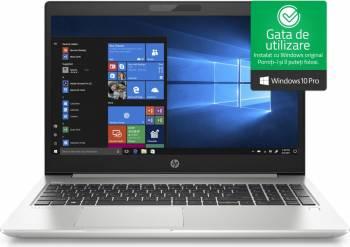 pret preturi Laptop HP ProBook 450 G6 Intel Core Whiskey Lake (8th Gen) i7-8565U 512GB SSD 16GB nVidia GeForce MX130 2GB Win10 Pro FullHD Silver
