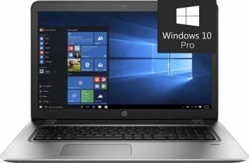 Laptop HP ProBook 470 G4 Intel Core Kaby Lake i5-7200U 1TB 8GB Nvidia GeForce 930MX 2GB Win10 Pro Fingerprint FullHD Laptop laptopuri