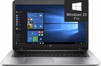 Laptop HP ProBook 470 G4 Intel Core Kaby Lake i5-7200U 1TB HDD+256GB SSD 8GB nVidia GeForce 930MX 2GB Win10 Pro FHD FPR Laptop laptopuri