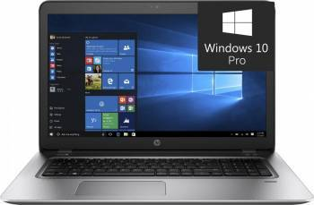 Laptop HP ProBook 470 G4 Intel Core Kaby Lake i5-7200U 256GB 8GB nVidia GeForce 930MX 2GB Win10 Pro FullHD Fingerprint Laptop laptopuri