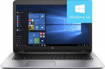 Laptop HP ProBook 470 G4 Intel Core Kaby Lake i7-7500U 1TB 8GB Win10 FullHD Fingerprint Laptop laptopuri