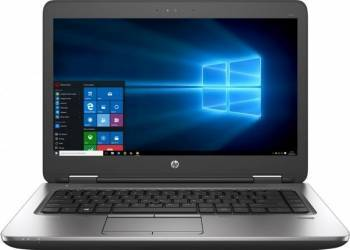 Laptop HP ProBook 640 G2 Intel Core Skylake i5-6200U 500GB 4GB Win10 Pro HD Fingerprint