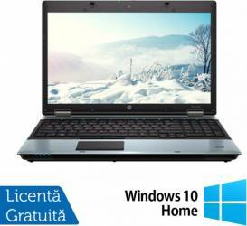 Laptop HP ProBook 6550B i5-520M 4GB 250GB Win 10 Home Laptopuri Reconditionate,Renew