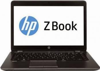 Laptop Hp Zbook 14 Intel Core i7-4600U 2.10Ghz 16GB DDR3 256GB SSD 14 inch LED display Laptopuri Reconditionate,Renew