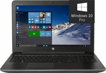 Laptop HP ZBook 15 G3 Intel Core i7-6700HQ 1TB 8GB AMD FirePro W5170M 2GB Win10 Pro FullHD Fingerprint Laptop laptopuri