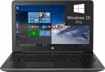 Laptop HP ZBook 15 G3 Intel Core i7-6700HQ 256GB 8GB nVidia Quadro M1000M 2GB Win10 Pro FullHD Fingerprint Laptop laptopuri