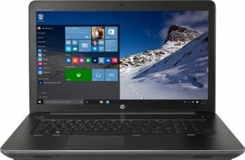 Laptop HP ZBook 17 G3 Intel Core i7-6820HQ 1TB HDD+256 SSD 16GB nVidia Quadro M4000M 4GB Win10 Pro FullHD Fingerprint Laptop laptopuri