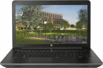 Laptop HP ZBook 17 G4 Intel Core Kaby Lake i7-7820HQ 512GB SSD 16GB nVidia Quadro P3000 6GB Win10 Pro FullHD Fingerprint Laptop laptopuri