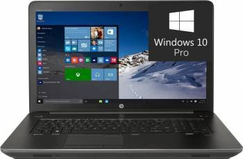 Laptop HP ZBook Studio G3 Intel Xeon E3-1505Mv5 256GB 16GB Win10 Pro FullHD Laptop laptopuri