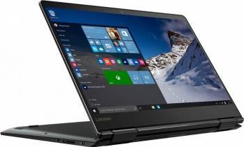 Laptop Lenovo 2in1 Yoga 710-14IKB Intel Core Kaby Lake i5-7200U 256GB 8GB nVidia Geforce 940MX 2GB Win10 FullHD Laptop laptopuri