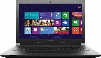 Laptop Lenovo B50-80 i3-4005U 4GB DDR3 500GB Win 7 Pro - Renew