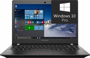 Laptop Lenovo E31-80 Intel Core i3-6006U 128GB 4GB Win10 Pro HD Laptop laptopuri