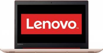 Laptop Lenovo IdeaPad 320-15IAP Intel Celeron N3450 500GB 4GB FullHD Rosu Laptop laptopuri