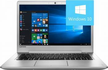 Laptop Lenovo IdeaPad 510S-14IKB Intel Core Kaby Lake i5-7200U 256GB 8GB Win10 FullHD Laptop laptopuri