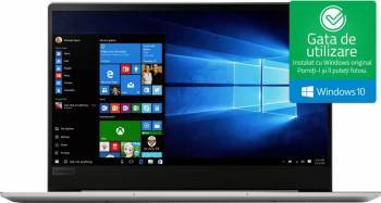 pret preturi Laptop Lenovo IdeaPad 720S-13IKB Intel Core Kaby Lake i7-7500U 256GB 8GB Win10 FullHD FPR Gri