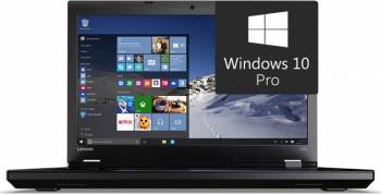 Laptop Lenovo L560 Intel Core i5-6200U 256GB 8GB Win10 Pro FullHD Fingerprint Laptop laptopuri