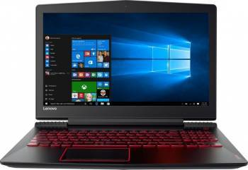 Laptop Lenovo Legion Y520-15IKBN Intel Core Kaby Lake i7-7700HQ 256GB 8GB Nvidia GTX 1050 4GB Win10 FullHD