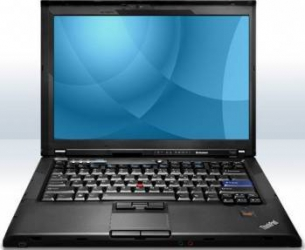 Laptop Lenovo T400 Core 2 Duo T9400 160GB 2GB Win10 Home
