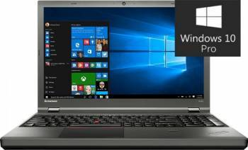 Laptop Lenovo T540p i5-4210M 256GB 4GB Win10 Pro FullHD Fingerprint 4G Laptop laptopuri